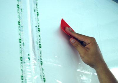 DFW Adhesive Protective Film